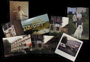 Collage Malermeister Friedrichs
