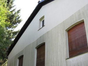 Referenzen Moosentfernung von Malermeister Friedrichs aus Lagesbüttel, Braunschweig und Umgebung
