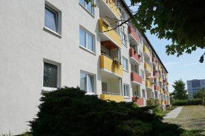 Referenzen Fassadenanstrich Malermeister Friedrichs Lagesbüttel