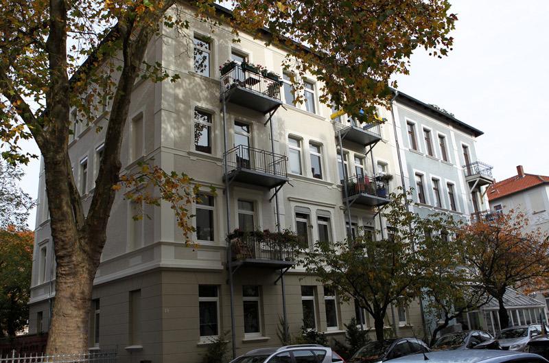 Referenzen Fassadensanierung Malermeister Friedrichs