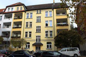 Referenzen Fassadensanierung Malermeister Friedrichs Lagesbüttel